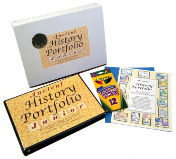 Ancient History Portfolio Junior Kit