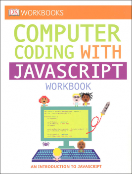 DK Workbook: Computer Coding with JavaScript Workbook