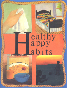 Healthy Happy Habits Workbook - Grade 3
