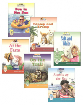 American Language Series K Reader Set