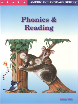 Phonics & Reading K, Book 2