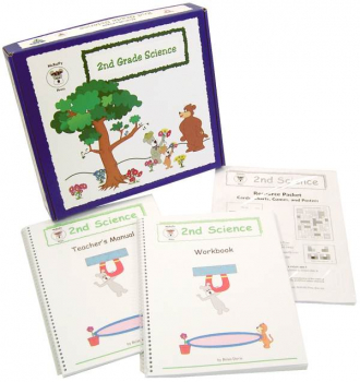 Science Second Grade Curriculum