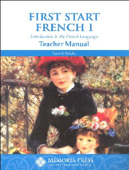 First Start French I Teacher Book