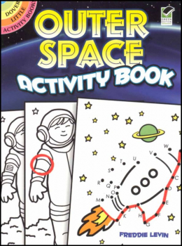 Little Outer Space Activity Book