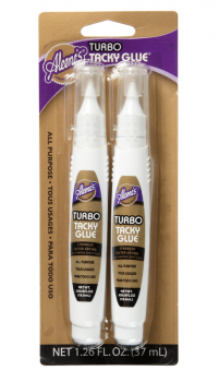 Aleene's Turbo Tacky Glue 2-Pack Pens