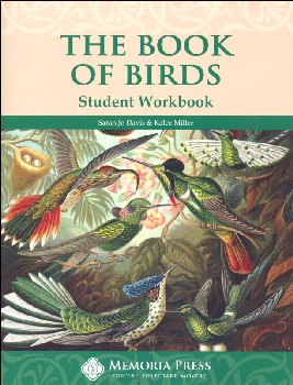 Book of Birds Student Workbook
