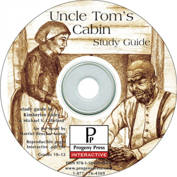 Uncle Tom's Cabin Study Guide on CD