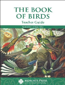 Book of Birds Teacher Guide