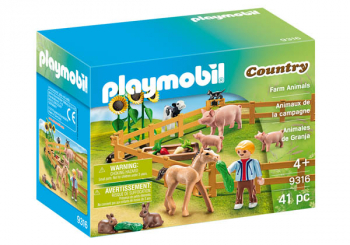 Farm Animals (Country)