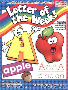 Letter of the Week! Activity Book