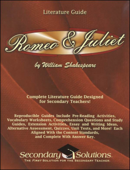 Romeo & Juliet (Standards-Based Literature Gd