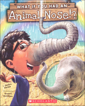 What If You Had an Animal Nose?