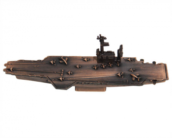 Aircraft Carrier Pencil Sharpener (Historic Weapons Pencil Sharpeners)
