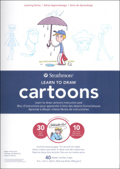 Learn to Draw - Cartoons