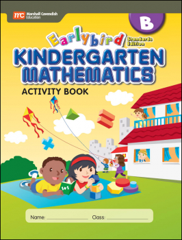 Earlybird Kindergarten Math Activity Book B Standards Edition