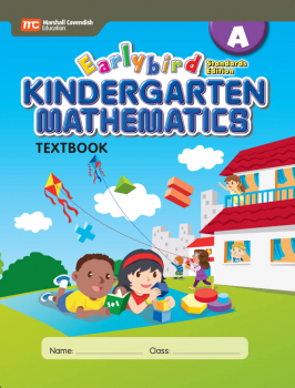 Earlybird Kindergarten Math Textbook A Standards Edition