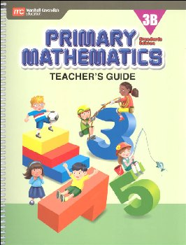 Primary Mathematics Teacher's Guide 3B Standards Edition