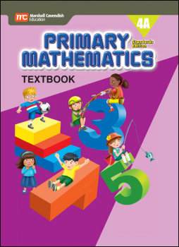Primary Mathematics Textbook 4A Standards Edition