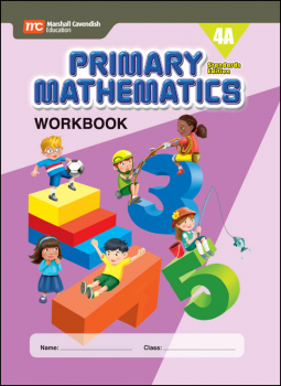 Primary Mathematics Workbook 4A Standards Edition