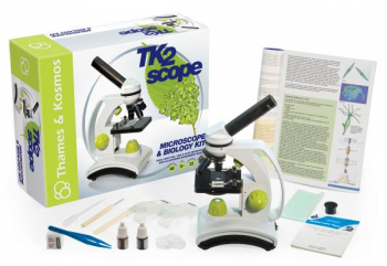 TK2 Scope - Microscope & Biology Kit
