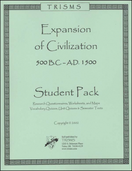 Expansion of Civilization Additional Student Pack