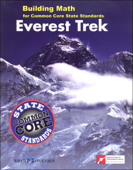 Building Math: Everest Trek Book with CD & DVD