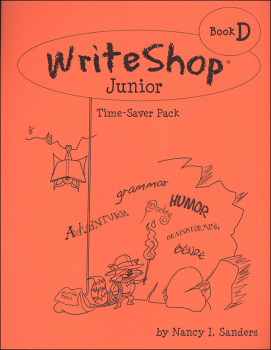 WriteShop Junior Level D Time-Saver Pack