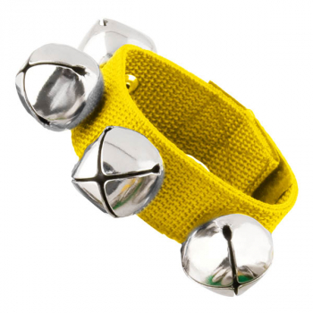 Wrist Bells - Yellow
