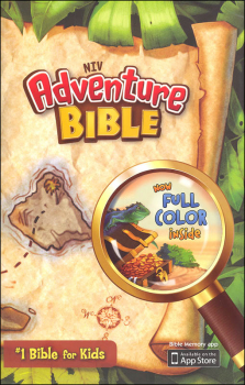 Adventure Bible NIV (Hardcover)