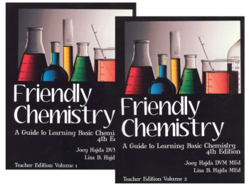 Friendly Chemistry Teacher Vol 1&2 4ED