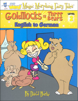 Goldilocks & the 3 Bears - Level 2 German (Hey Wordy!)