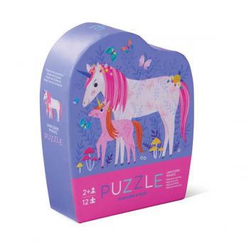 Unicorn Magic Mini Puzzle (12 pieces)