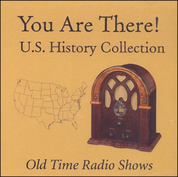 You Are There U.S. History Collection CD
