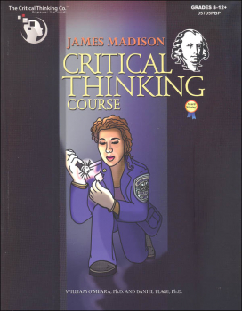 James Madison Critical Thinking Course Studnt