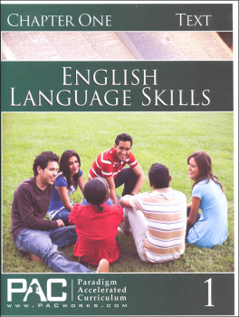 English I: Language Skills Chapter 1 Text