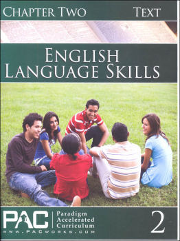 English I: Language Skills Chapter 2 Text