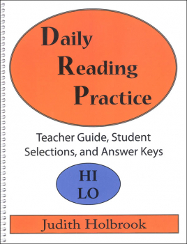 Daily Reading Practice Hi-Lo Teacher Guide