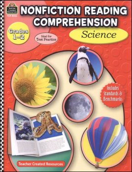 Nonfiction Reading Comprehension - Science Grade 1