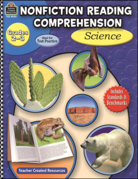Nonfiction Reading Comprehension - Science Grade 2