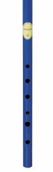 Irish Penny Whistle, Blue