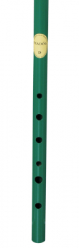 Irish Penny Whistle, Green