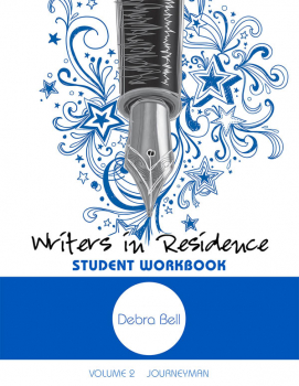 Writers in Residence Volume 2 - Student Workbook Only