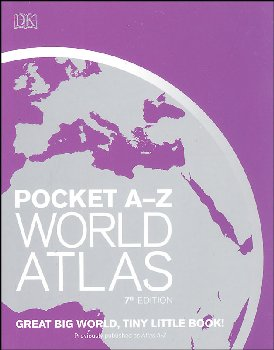 Pocket World Atlas A-Z (7th Edition)