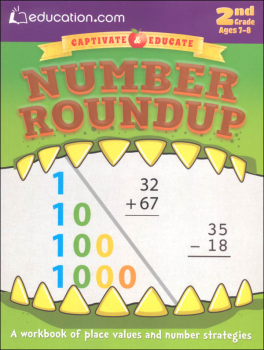 Number Round Up Workbook (Education.com Workbooks)