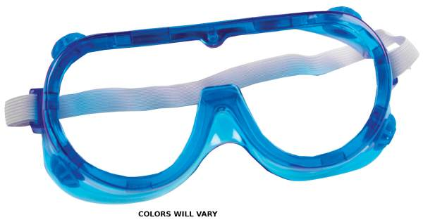 Safety Goggles, Colored (asst)