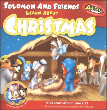 Solomon and Friends Learn About Christmas