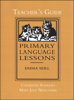 Primary Language Lessons Teacher's Guide
