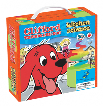 Clifford the Big Red Dog: Kitchen Science Kit