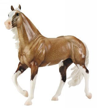 Breyer Big Chex to Cash Horse (Traditional Series)