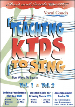 Teaching Kids to Sing: 3-Disc Set
